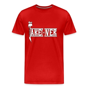 The Takeover Official TEE - Men's Premium T-Shirt