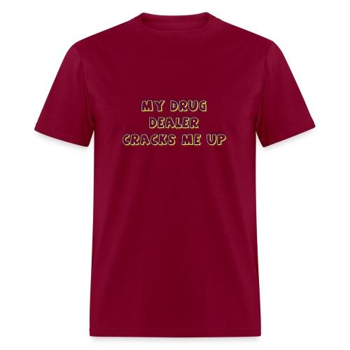 Cracked Up - Men's T-Shirt