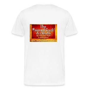 Mens heavy weight t-shirt - Men's Premium T-Shirt