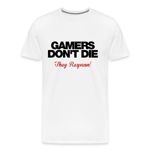 Men's Premium T-Shirt - shirt,game tee