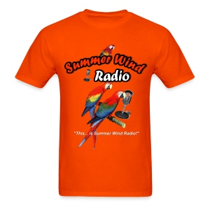 Summer Wind Radio - Men's T-Shirt