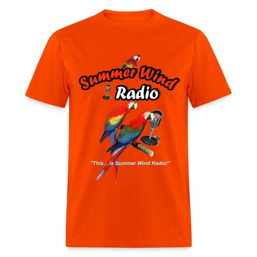 Summer Wind Radio - Men's T-Shirt