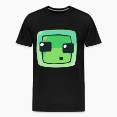 Minecraft Slime Men's Tee's