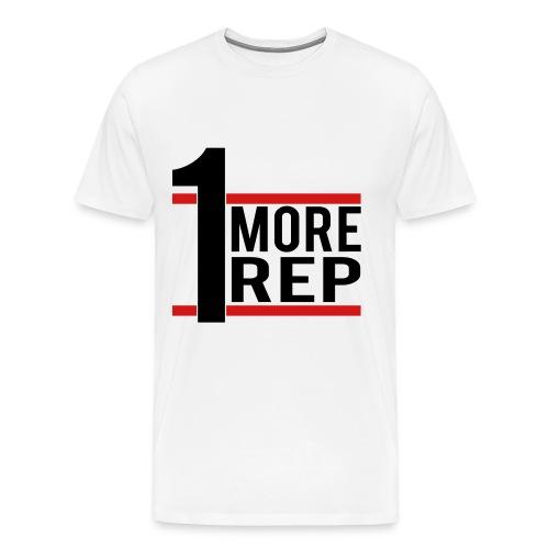 1 More Rep Tee - Men's Premium T-Shirt