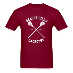 Beacon Hills Lacrosse - Derek (T-Shirt) - Men's T-Shirt