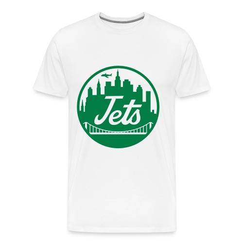 Jets/Mets Tee - Men's Premium T-Shirt