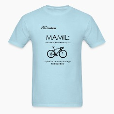 Cycling T Shirt - MAMIL (middle aged men in lycra)