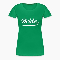 Bride Swoosh Women's T-Shirts