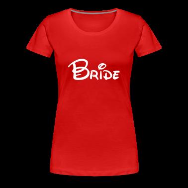 Cute Bride Women's T-Shirts
