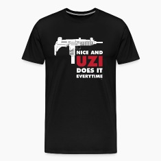 UZI Submachine Gun T-Shirts