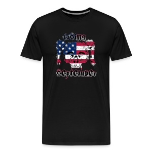 American Skull - Men's Heavy T - Men's Premium T-Shirt
