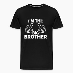 i am the big brother T-Shirts