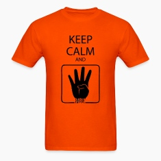 Keep Calm R4bia T-Shirts