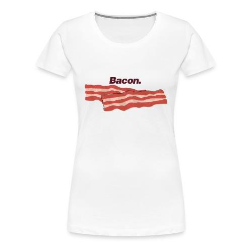 Bacon Strips (womens) - Women's Premium T-Shirt