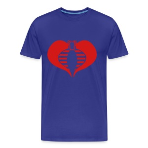 COBRA! T-shirt - Men's Premium T-Shirt