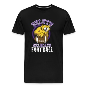 Duluth Wildcats Mens-Special Order - Men's Premium T-Shirt