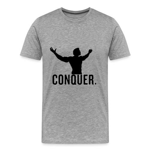 Conquer T-Shirt - Men's Premium T-Shirt
