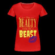 Women's T-Shirts ~ Women's Premium T-Shirt ~ Beauty