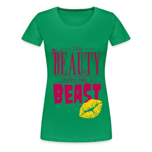 Beauty - Women's Premium T-Shirt