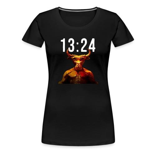 13:24 - Women's Fancy Tee-Shirt - Women's Premium T-Shirt
