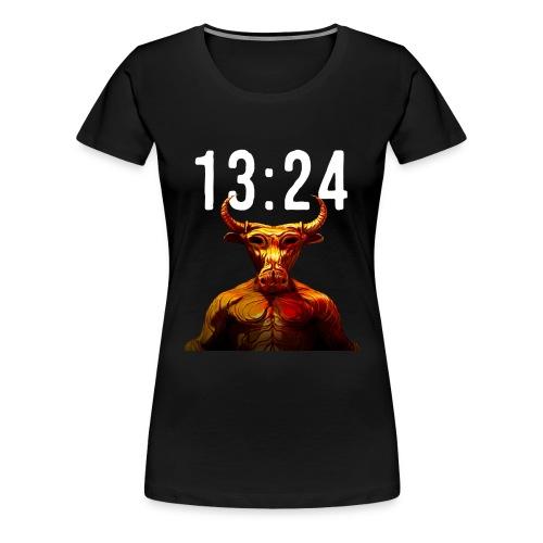 13:24 - Women's Roomy Tee-Shirt - Women's Premium T-Shirt