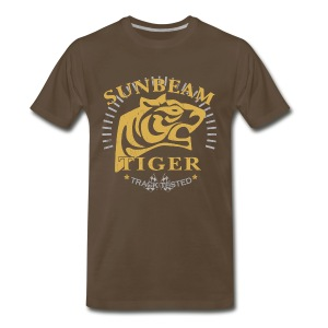 Sunbeam Tiger - Track Tested - Men's Premium T-Shirt
