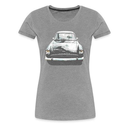Classic Sunbeam Car - Women's Premium T-Shirt