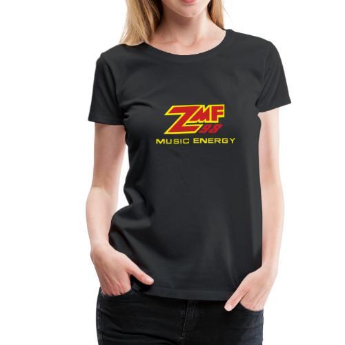 98 ZMF - Music Energy - Women - Women's Premium T-Shirt