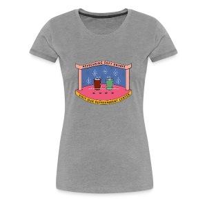 Refreshing Soft Drinks! - Women - Women's Premium T-Shirt