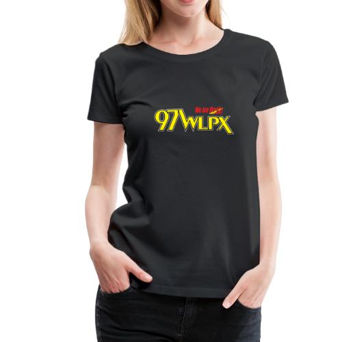 97 WLPX We Are Rock! - Women - Women's Premium T-Shirt