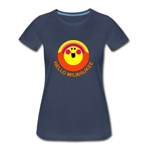 Hello Milwaukee! - Women - Women's Premium T-Shirt