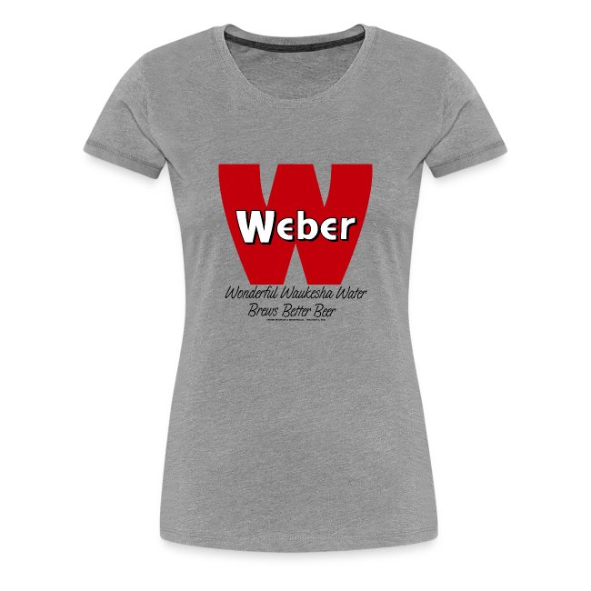 Weber Waukesha Brewery - Women