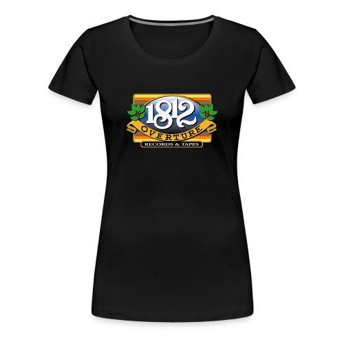 1812 Overture - Records & Tapes - Women - Women's Premium T-Shirt