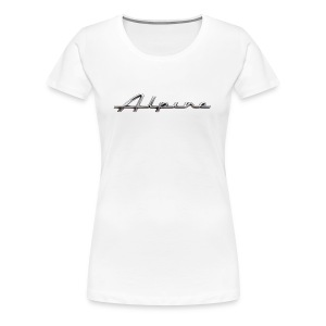 Sunbeam Alpine - Women's Premium T-Shirt