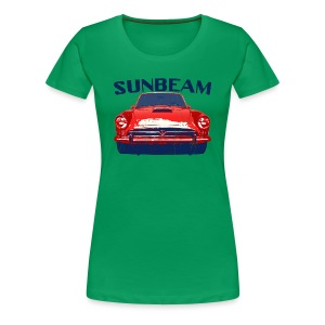 Sunbeam Cars - Women's Premium T-Shirt