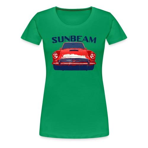 Sunbeam Cars - Women's Premium T-Shirt