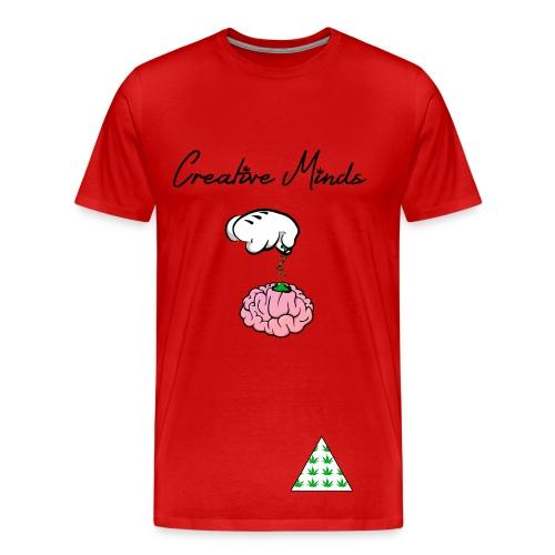 Creative Minds  - Men's Premium T-Shirt