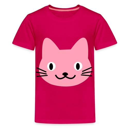 Cat Tee - Kids' Premium T-Shirt