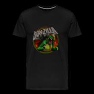 T-Shirts ~ Men's Premium T-Shirt ~ All New Donzilla Army T-Shirt