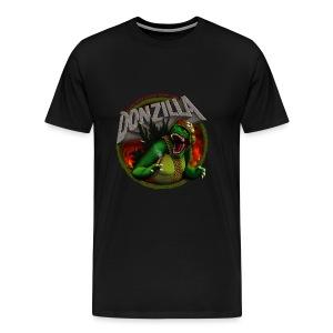 All New Donzilla Army T-Shirt - Men's Premium T-Shirt