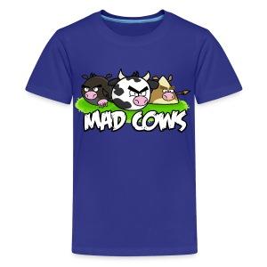 Mad Cows Kids' Tee - Kids' Premium T-Shirt