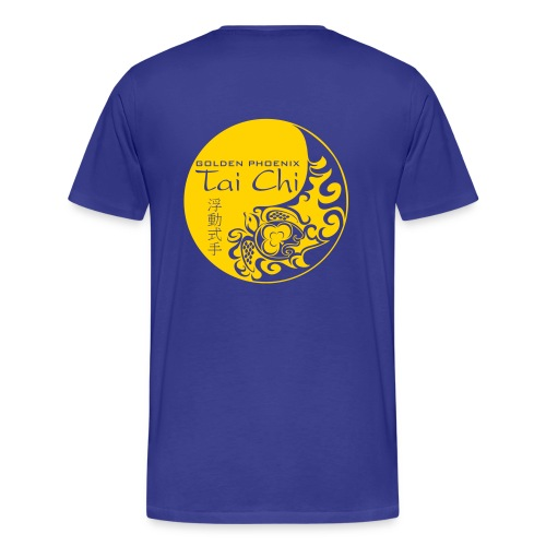 Tai Chi Gold - Men's Premium T-Shirt