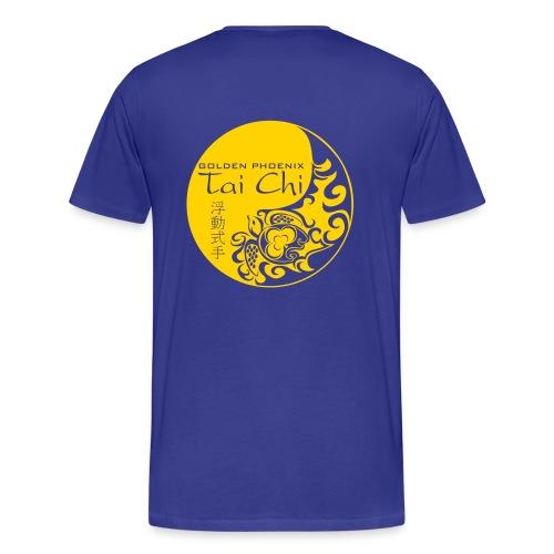 Tai Chi Gold - Men's Premium T-Shirt