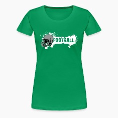 Football Women's T-Shirts