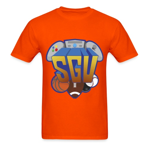 SGU New Logo Tee - Men's T-Shirt
