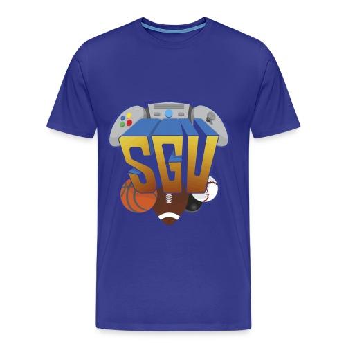 SGU New Logo Premium Tee Premium - Men's Premium T-Shirt