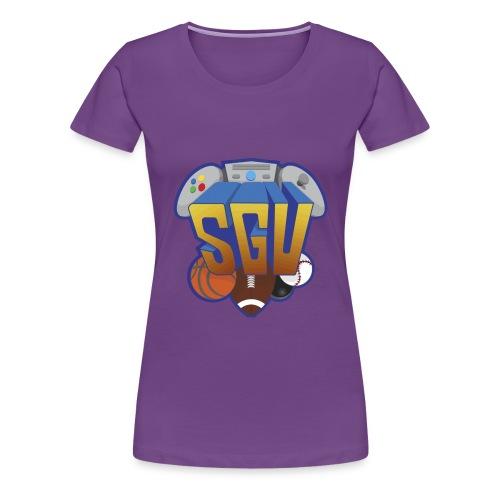SGU Women's Tee - Women's Premium T-Shirt