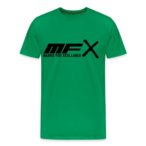 MFX - Marks For Xcellence - Men's Premium T-Shirt