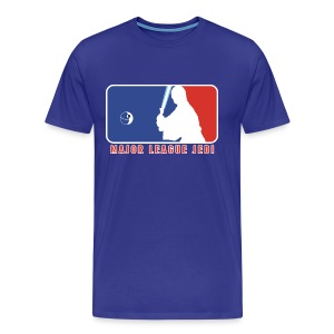 Major League Jedi - Men's Premium T-Shirt