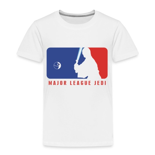 Major League Jedi - Toddler Premium T-Shirt